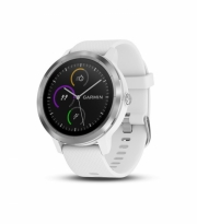 GPS Smart Watch Garmin vívoactive 3 White (Regular)