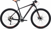 Bike Cube Reaction GTC 2x carbon´n´flashred 19