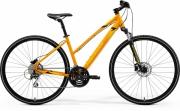 Bike Merida Crossway 20-D Ladysilk orange-yellow S(46)