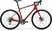 Bike Merida Silex 400 L(53) dark red(red)
