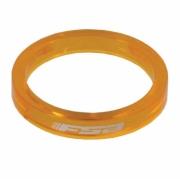 Kaelaseib FSA 5mm 1-1/8 läbipaistev oranz