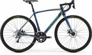 Ratas Merida CYCLO CROSS 300 XL(59) rohekas-sinine-kollane