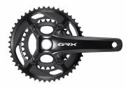 Vändad Shimano GRX FC-RX810-2 48/31 172,5mm