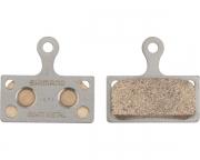 Ketaspiduriklotsid Shimano G04Ti metal paar XTR/XT