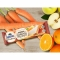 Energiabatoon FRUCTAL NATURA porgandi-õuna-apelsini 35g