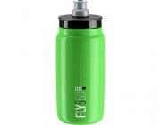 Pudel Elite FLY 550ml roheline, musta logoga