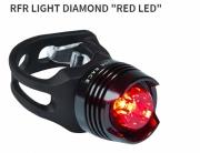 Tagatuli Cube RFR Light Diamond  punane LED must