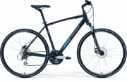 Ratas Merida Crossway 20-D 55cm matt must-sinine-hall