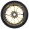 Ratas Chilli Reaper 110mm kuldne (Crown)