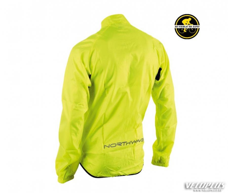 e3a90079 Jacket Northwave Jet yellow flou XXL