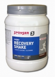 Taastusjook Sponser Recovery Shake 900g shokolaad