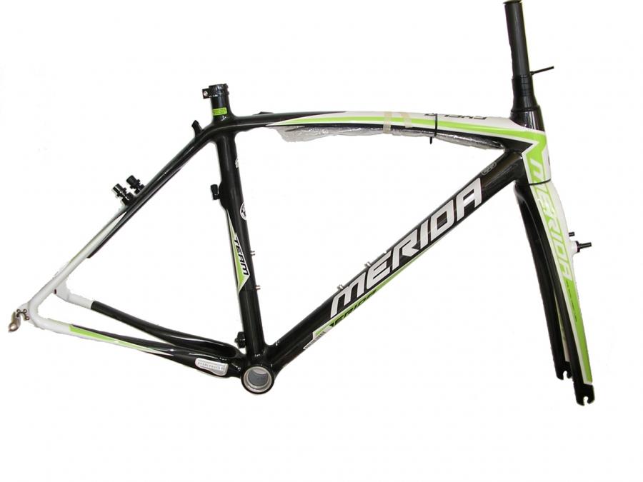 Frame Merida Cyclo Cross carbon team 55cm carbon/white | Veloplus