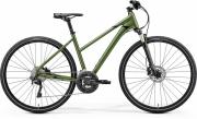 Bike Merida Crossway Xt-Edition Lady S(47) matt green(shiny green/black)