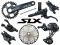 Groupset Shimano SLX M7100 1x12