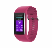Fitness tracker Polar A370 M-L ruby red