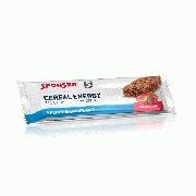 Energiabatoon Sponser Cereal Energy 40g, maasikas