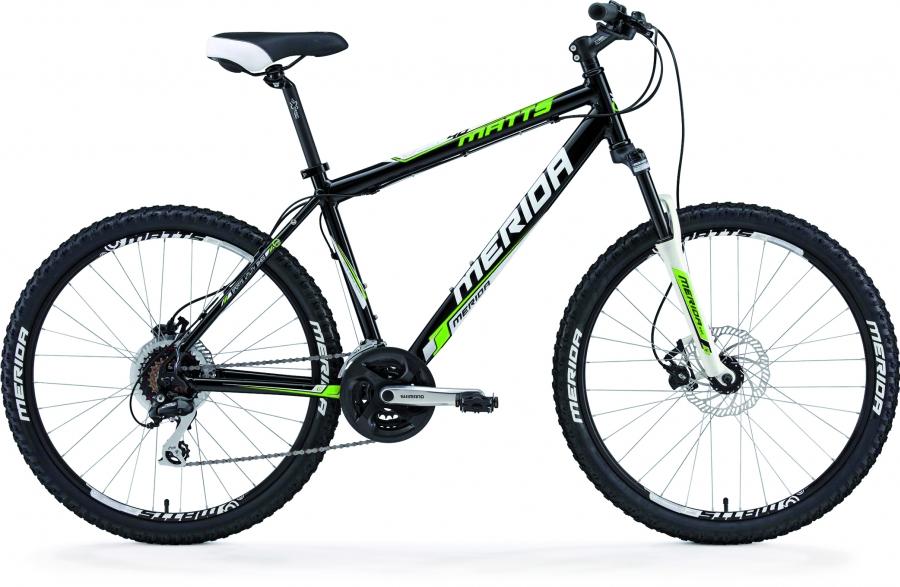 Bike Merida Matts 40 D 16 Quot Black White Green Veloplus