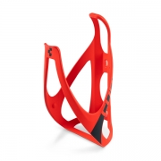 Pudelikorv Cube HPP matt punane-must