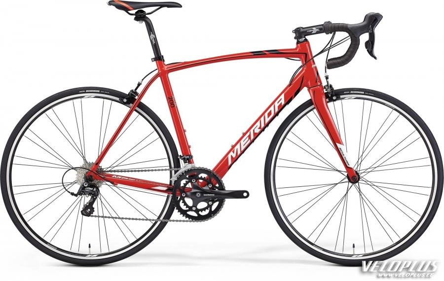 Bike Merida Scultura 200 XS 47cm red-black-white   Veloplus