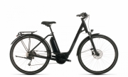 Ratas Cube Town Sport Hybrid ONE 500 must-hall Lady EE 54cm