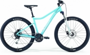 Bike Merida Juliet 7.100 17 matt blue-white