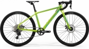 Laste gravel bike Merida Mission J.Cx 4S roheline/sinine