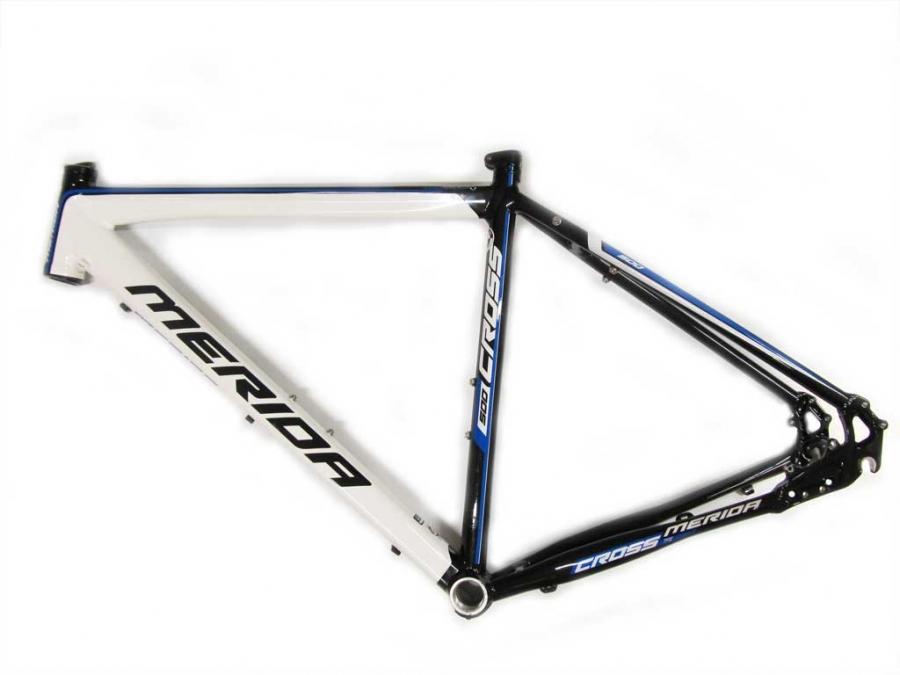 Frame Merida Crossway 500-D 52cm white\black\blue | Veloplus