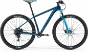 Bike Merida Big.Nine 600 19 dark blue-blue