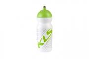 Pudel KLS Gobi 0,5L valge-roheline