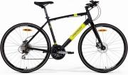 Bike Merida Crossway Urban 20-D 55cm black-yellow