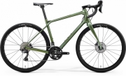 Ratas Merida Silex 7000 L matt roheline(läikiv hõbe-roheline)
