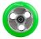 Ratas Chilli parabol 100mm roheline