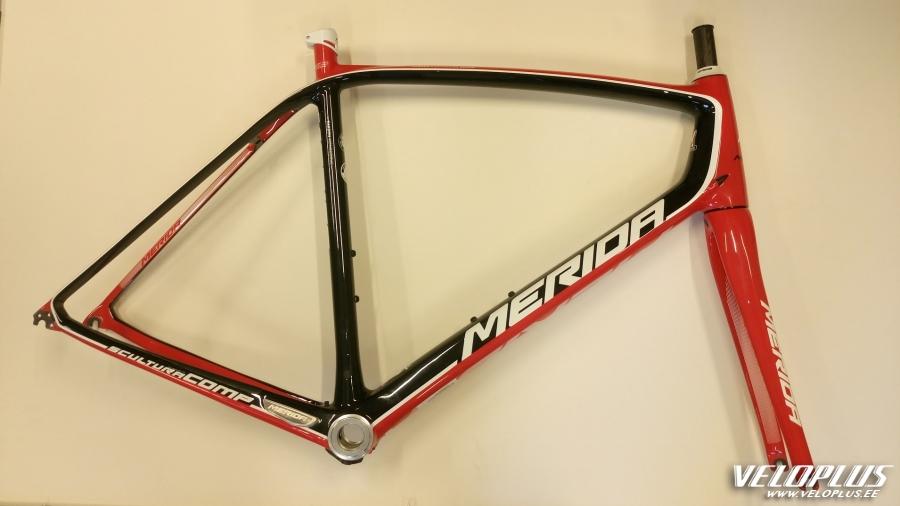 Frame Merida Scultura Comp 905 L 56 white-carbon | Veloplus