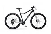 Kids MTB bike WOOM 6 OFF AIR 26 black/silver