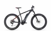 Bike Cube Nutrail Hybrid 500 iridium´n´red 19