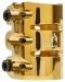 Clamp Chilli Pearl HIC 3-polt Crown kuldne